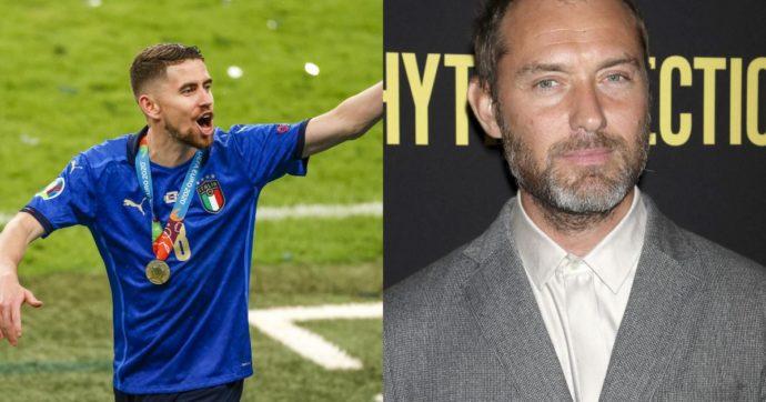 Cosa hanno in comune Jude Law e Jorginho? Una donna, Catherine Harding