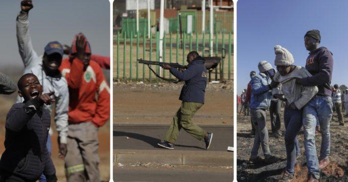 Sudafrica travolto dalle peggiori violenze dagli anni '90 dopo l'arresto di Zuma. Ma le cause profonde sono altre