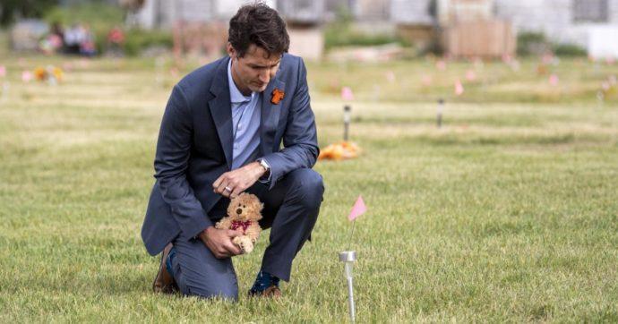 Canada, un altro scandalo per la Chiesa: scoperte altre 160 tombe di nativi in una ex scuola cattolica