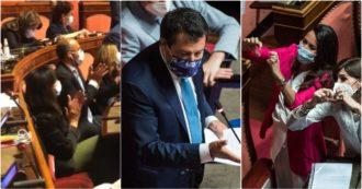 """Ddl Zan, al Senato via alla discussione: l'ultimo blitz della Lega respinto per un voto. Fdi annuncia ostruzionismo: """"Maratona di interventi"""""""