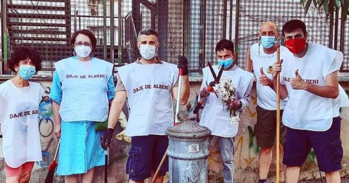 Roma, il progetto dell'associazione Daje de Alberi: la riforestazione dei quartieri riparte dal Nomentano
