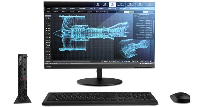 Lenovo ThinkStation P350, workstation entry-level con processore Intel di ultima generazione