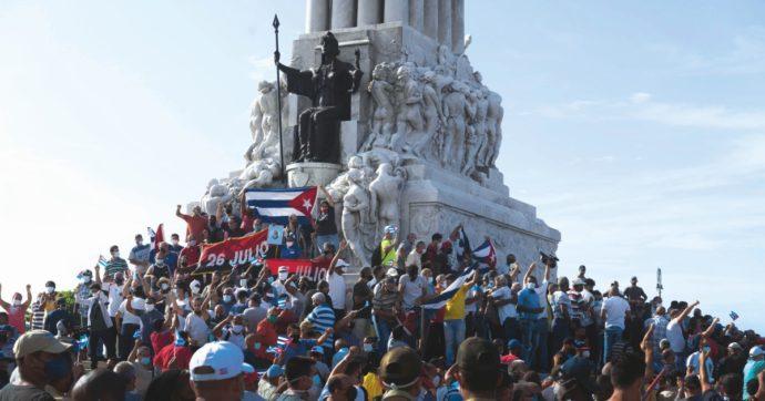 Le proteste di Cuba non sono la 'volta' buona. Ma un cambiamento è avvenuto