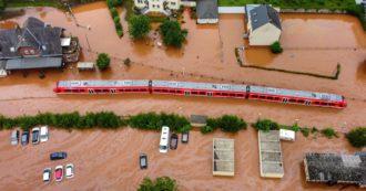 Germania, almeno 81 le vittime dell'alluvione e ancora più di mille dispersi. Colpiti anche Belgio, Olanda e Lussemburgo