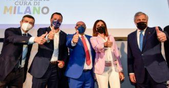 Centrodestra ai ferri corti: dopo l'esclusione dal Cda Rai, Giorgia Meloni diserta la presentazione del candidato sindaco a Milano