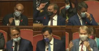 """Ddl Zan, il videoblob sul peggio del dibattito in Aula: da """"Come fare leggi per i ciccioni"""" a """"peggio del fascismo"""". Ecco con chi vuole dialogare Renzi"""