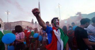 Covid, focolaio a Monteverde a Roma dopo la partita Italia-Belgio vista in un pub: oltre 70 contagi. Quasi tutti hanno meno di 25 anni