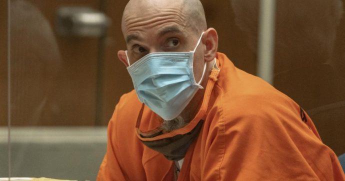 """Michael Gargiulo, lo """"squartatore di Hollywood"""" condannato a morte: ha ucciso due donne e ne ha assalita un'altra. Tra loro anche la fidanzata di Ashton Kutcher"""