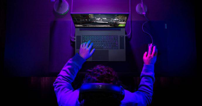 Razer, sui notebook Blade 15 e 17 arrivano i nuovi processori Intel e le schede grafiche Nvidia