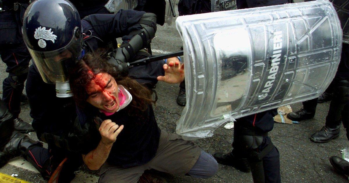 """Violenze al G8: con la """"Cartabia"""" zero condanne"""