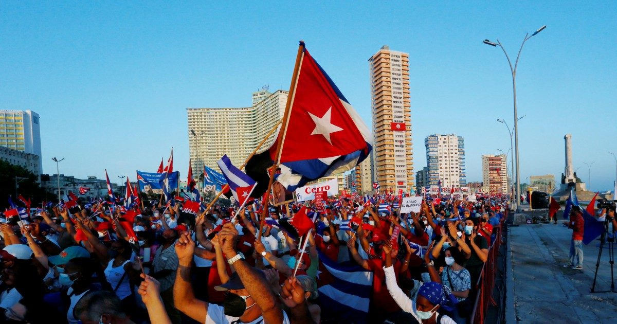 """""""Carcere e minacce non ci fermano più Cuba ora è alla svolta"""""""