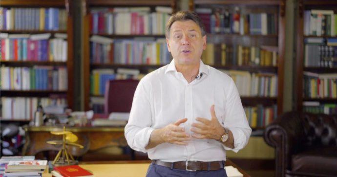 """In Edicola sul Fatto Quotidiano del 18 Luglio:  """"No all'impunità"""". Conte sfida Draghi"""