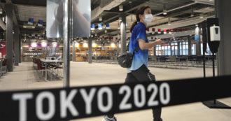 """Tokyo 2021, 3 positivi al Covid nella bolla del villaggio olimpico: oltre 50 in totale. Capo Team Italia: """"Isterismi, non si torna indietro"""""""