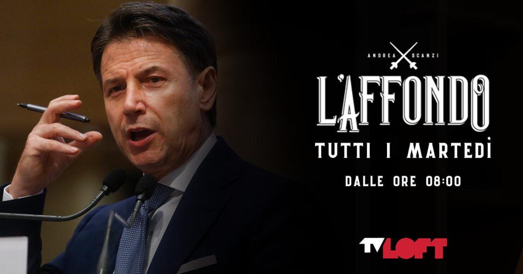 """Andrea Scanzi dedica L'affondo a Giuseppe Conte: """"Come sarà il Movimento 5 stelle sotto la sua guida?"""""""