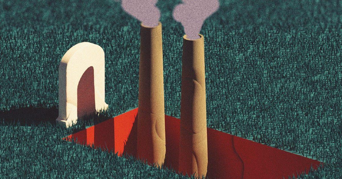 Altro che distruzione creatrice: ci stiamo deindustrializzando