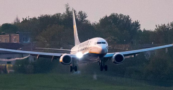 """Trasporto aereo: nel 2020 -72,5% di passeggeri rispetto al 2019. Enac: """"Perdita complessiva di oltre 1 miliardo di euro"""""""