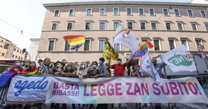 Il ddl Zan sommerso da mille emendamenti (700 solo della Lega): la legge sparisce dal calendario di luglio. Verso il rinvio a settembre