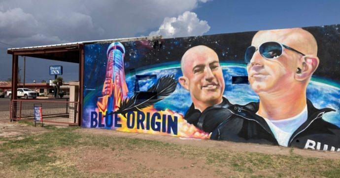 Jeff Bezos va in orbita nello Spazio oggi 20 luglio 2021: ecco tutto quello che c'è da sapere e come seguire il lancio in diretta