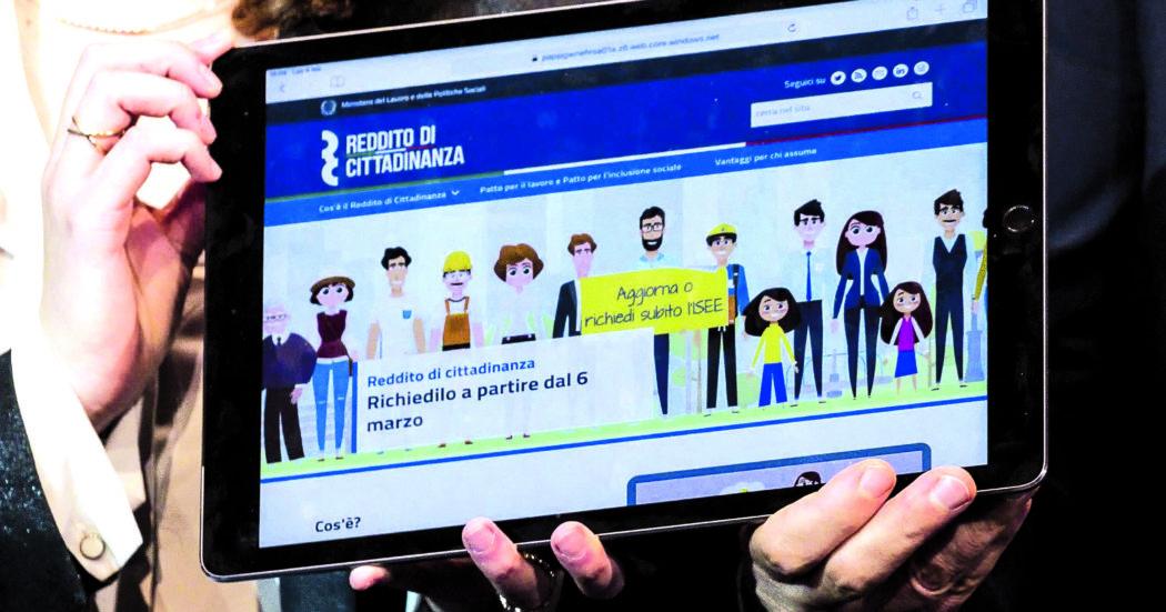 """Rapporto Ocse sull'Italia: """"Il Reddito di cittadinanza ha ridotto livello di povertà. Scarso il numero dei beneficiari che hanno trovato impiego"""""""