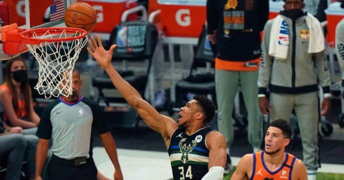 I Bucks sono campioni Nba: Phoenix Suns battuti 4-2, Antetokounmpo riporta il titolo a Milwaukee 50 anni dopo la prima volta