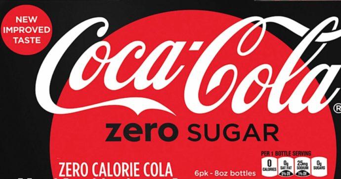 La Coca-Cola Zero cambia gusto: succederà quello che accadde nel 1985?