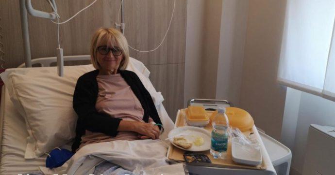 """Luciana Littizzetto in ospedale prova a scherzarci su, citando Vasco: """"Eh già…"""""""