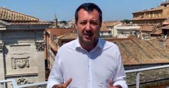 """Voghera, Salvini: """"Altro che far west, è stata legittima difesa"""". M5s: """"Lega stia al suo posto, la ricostruzione spetta alla magistratura"""""""