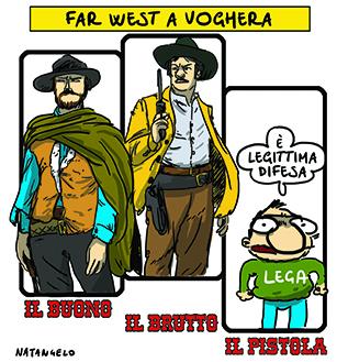 Polenta western