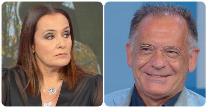 """Estate in diretta, Alessandro Cecchi Paone a Roberta Capua: """"Frequenti uomini americani?"""". La conduttrice lo gela: """"Sono sposata"""""""