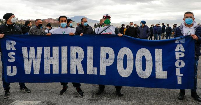 """Whirlpool, Fiom: """"Il governo ha preso in carico la vertenza, lavora a una norma per impedire la fuga delle multinazionali"""""""