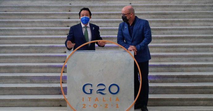 """G20 Ambiente, Cingolani: """"Linee d'intervento seguono Pnrr, è un accordo storico. Lotta alla CO2? Serve nei Paesi in via di sviluppo"""""""