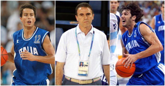 """Olimpiadi di Tokyo, gli eroi azzurri di Atene caricano l'Italbasket. Da Recalcati a Basile fino a Bulleri: """"Questo gruppo ci assomiglia molto"""""""