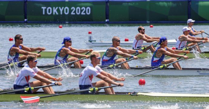 Tokyo 2021, l'Italia del canottaggio già sogna con il 4 di coppia: conquistata la finale dopo 17 anni. Nel nome di Filippo Mondelli