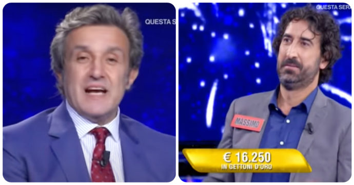 """L'Eredità, Massimo Cannoletta: """"I 200mila euro vinti? Non li ho ancora ricevuti"""". Ecco perché"""