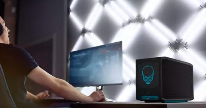 Intel Beast Canyon, un potente gaming computer in un piccolo case