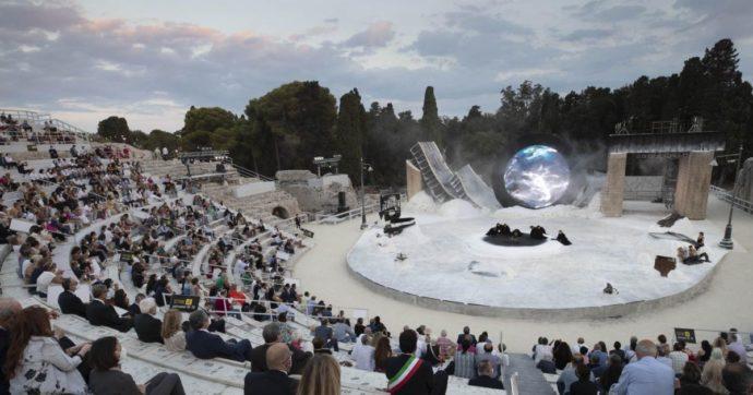 Teatro greco di Siracusa, bastava parlarne. Ora ci sono quattro posti auto per disabili all'ingresso