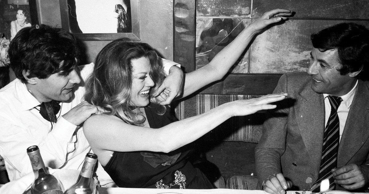 """Quando Agnelli beccò la Ekberg con l'amante: """"Ah, mi fa piacere… """""""