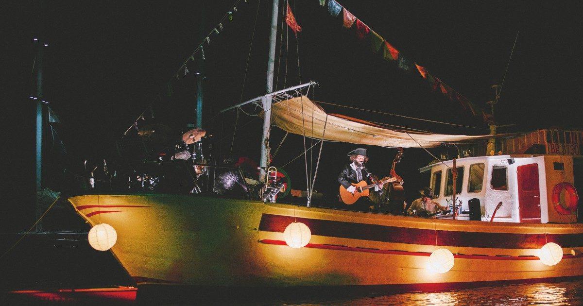 C'è musica a Porto Rubino: suona Enea con Moby Dick