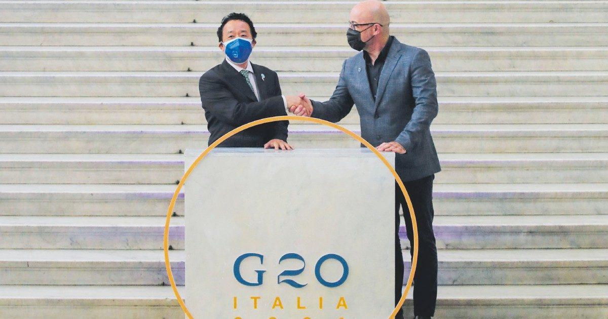 """Al G20 prima intesa sulla transizione verde: """"Ma va tutelato anche il sistema industriale"""""""