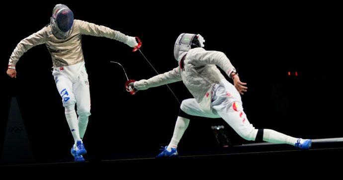 Olimpiadi di Tokyo, Luigi Samele conquista l'argento nella sciabola: l'oro va a Szilagyi