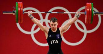 Olimpiadi di Tokyo, arriva il terzo bronzo: Mirko Zanni a medaglia nel sollevamento pesi. L'azzurro alza 322kg complessivi