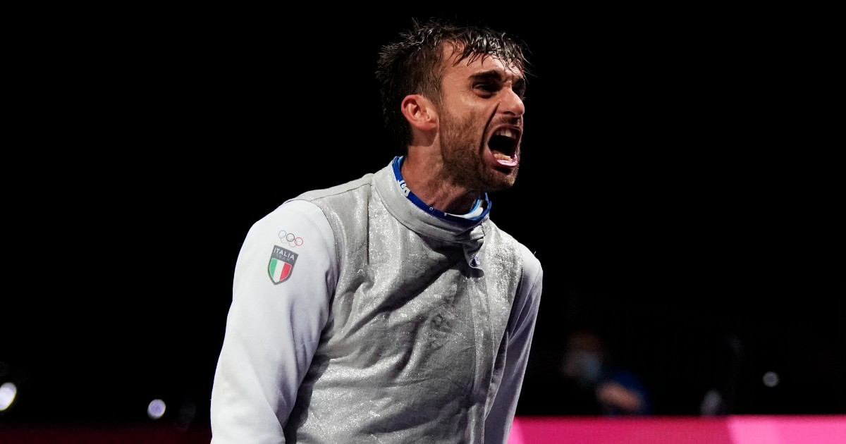 Daniele Garozzo in finale nel fioretto individuale maschile alle Olimpiadi  di Tokyo - Il Fatto Quotidiano