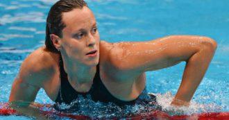 """Olimpiadi Tokyo, Federica Pellegrini: """"Finisce qui, ho nuotato con il sorriso ed è stato un bel viaggio. Il futuro? Ho tantissime cose da fare"""""""