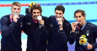 Miressi, Ceccon, Zazzeri e Frigo: chi sono i ragazzi della 4×100 e perché l'argento a Tokyo porta l'Italia del nuoto in un'altra dimensione