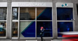 Carige torna in borsa dopo due anni e mezzo. Impossibile determinare il prezzo dei titoli, la banca è ancora a rischio