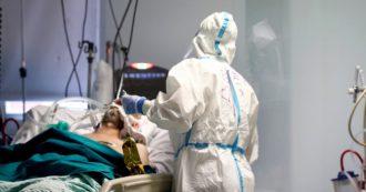 Coronavirus, i dati – 7.470 nuovi casi, tasso di positività al 2,9%. Altri 40 nuovi ingressi in intensiva e 45 morti