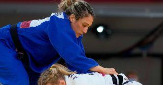 """Maria Centracchio è bronzo alle Olimpiadi di Tokyo. L'esultanza della judoka di Isernia: """"Ora sanno che il Molise esiste"""""""