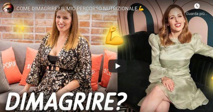 """Clio MakeUp rompe il silenzio sulla sua dieta: """"Ero arrivata a 90 chili, ne ho persi 20. Body positive non vuol dire essere grassi"""""""
