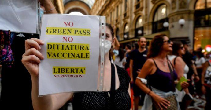 Su green pass e obbligo vaccinale non giudico. Ma ogni atto medico esige il consenso informato