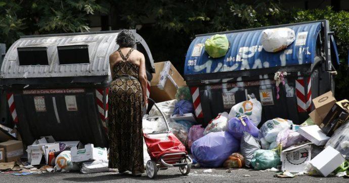 """Roma, """"falsa raccolta dei rifiuti"""": tre misure interdittive a dirigente Ama e a due funzionari di Roma Multiservizi"""